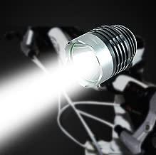 Quaanti Super Bright 3000 Lumen XML Q5 Interface LED Bike Bicycle Light Headlamp Headlight 3Modes Waterproof Lowest Price (Black)
