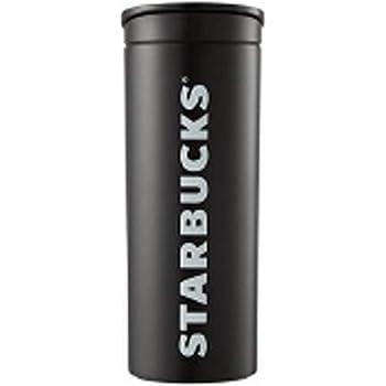 海外限定 スタバ ステンレスタンブラー Starbucks Wilson Black Letter Stainless Steel Tumbler 355ml [並行輸入品]