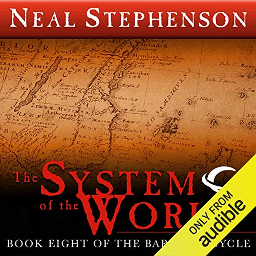 The System of the World audiobook cover art