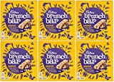 x 6 Cadbury Brunch Semana Santa Cacahuete Barra Paquete De 6 (36 BARS )