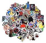 Neuleben Autocollant Lot [100-pcs] Graffiti Autocollant Stickers vinyles pour...