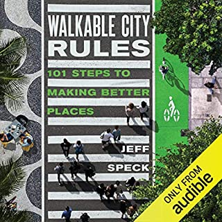 Walkable City Rules cover art
