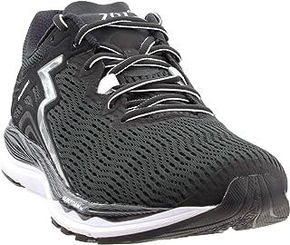 361 Men's Sensation 3 Running Shoe Sneaker, Black/Silver, 13 M US
