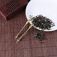 Golden Metal Spoon Use For Snuff Powder Spoon Tea Pendants Tableware Tea Spoon C63B