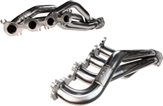 Kooks Custom Headers 21602500 Long Tube Headers 1 7/8 in. x 2 in. x 3 in. Stepped Design With O2 Extension Harness Kit [2 Front/2 Rear] O2 Fittings w/Merge Collectors Stainless Steel Long Tube Headers