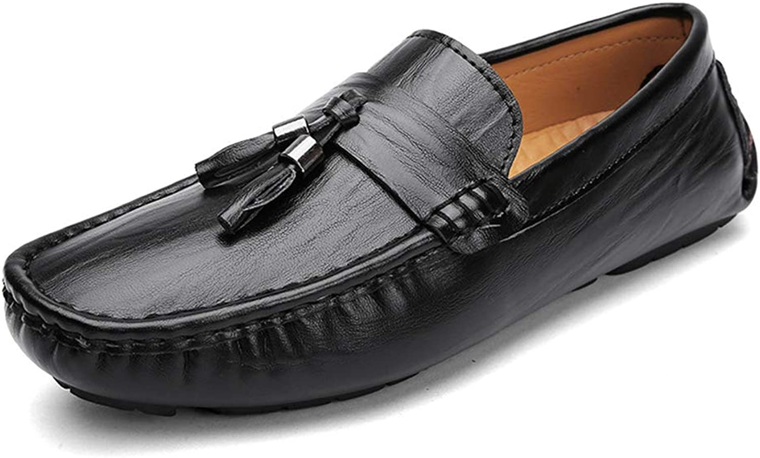 Men's shoes Summer Fall Driving shoes Comfort Loafers & Slip-Ons For Casual Office & Career Outdoor 2019 new,A,39