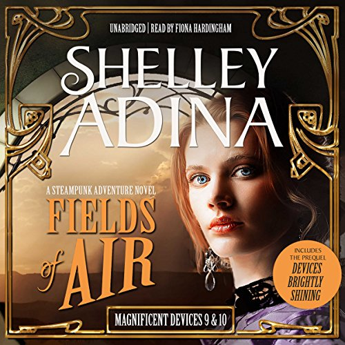 Fields of Air audiobook cover art