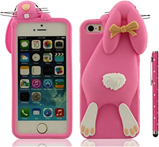 82f26e7b23d Apple iPhone 5 / 5S / SE / 5C Funda Protectora Case + pluma de la
