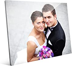 Picture Wall Art Your Photo on Custom Glass 10 x 8 Horizontal Print
