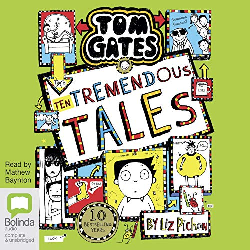 Ten Tremendous Tales cover art