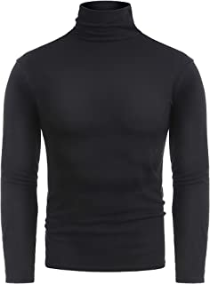 Best dark brown turtleneck mens Reviews