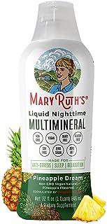 Liquid Sleep Multimineral w/Magnesium & Calcium