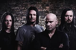 TST INNOPRINT CO Disturbed Heavy Metal Band Poster 24x36