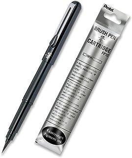 Pentel Fountain Brush Pen - Black ink, single piece