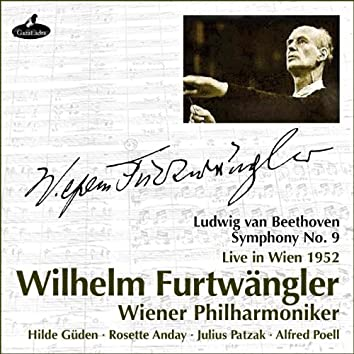 Beethoven : Symphony No. 9 (Live in Wien 1952)