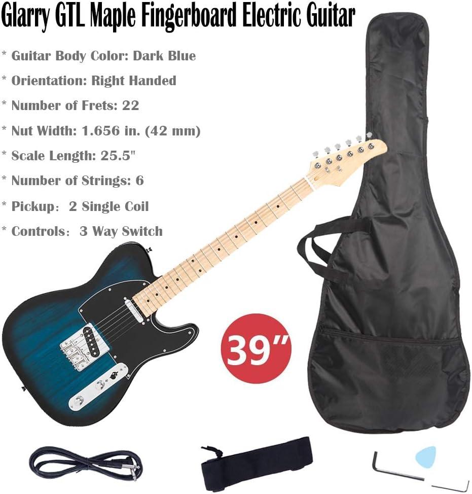 Topics on TV 39 Inch Electric Guitar Kit Bundle Ranking TOP14 Beginner - Gu