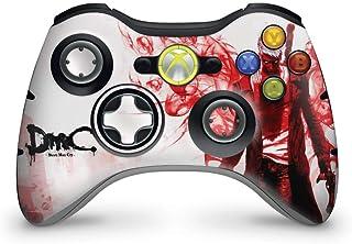 Skin Adesivo Para Xbox 360 Controle - Devil May Cry 5