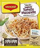 Maggi fix & frisch, Spaghetti Tomate-Mozzarella, 1 x 40 g Beutel