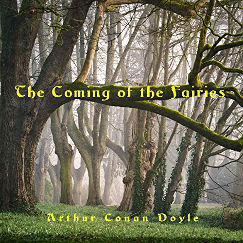 The Coming of the Fairies cover art