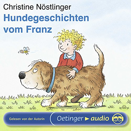 Hundegeschichten vom Franz Titelbild