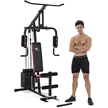 Equipo De Entrenamiento Para Gimnasio En Casa Entrenamiento De Peso Equipo De Fuerza Máquina De Fitness Sports Outdoors