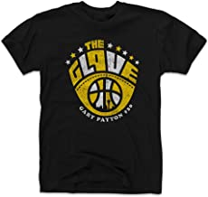 500 LEVEL Gary Payton Shirt - Vintage Seattle Basketball Men's Apparel - Gary Payton Glove