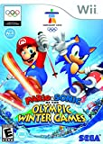 Mario and Sonic at the Olympic Winter Games - Nintendo Wii (Renewed)