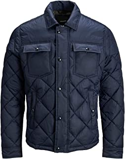 Jack & Jones Men's Jjmalbert Quilt Jacket