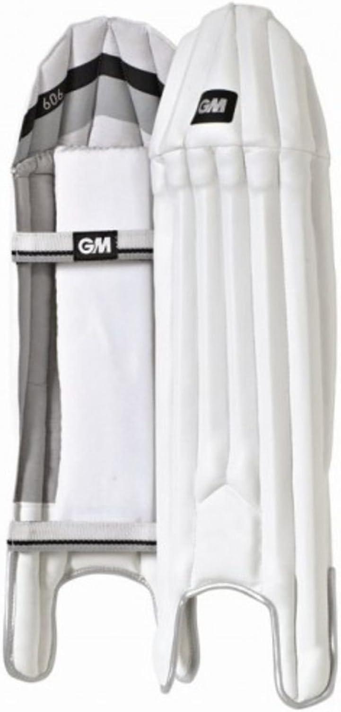 GM Gunn & Moore Cricket Sports Sports Sports Beinschützer Wicket Keeper Bein Schutz 606 Pads B01EWQF3GS  Meistverkaufte weltweit 3dff7b