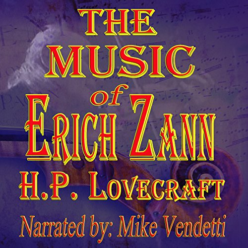 The Music of Erich Zann cover art