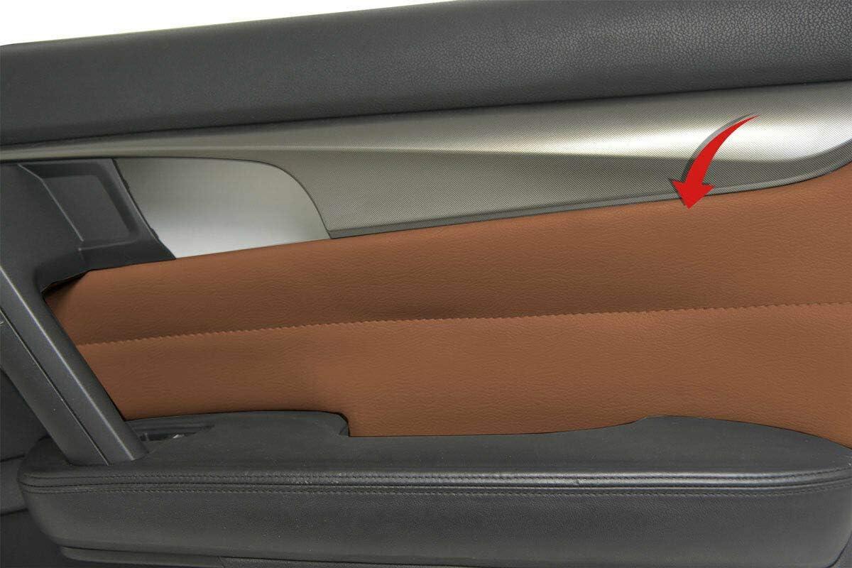 Autoguru Insert Door Louisville-Jefferson Popular brand County Mall Panel Cover Synthetic Made PVC Leather Skin