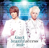 Knock beautiful smile 歌詞