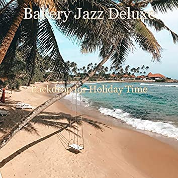 Backdrop for Holiday Time
