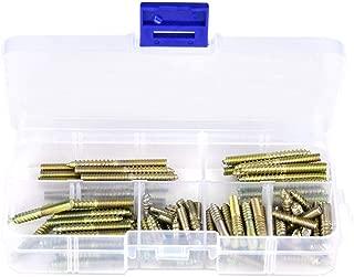 50pcs M4 x 16mm Grub Screw Cup Point Allen Hex Socket Stainless Steel ABBOTT