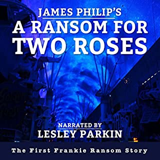 A Ransom for Two Roses audiobook cover art