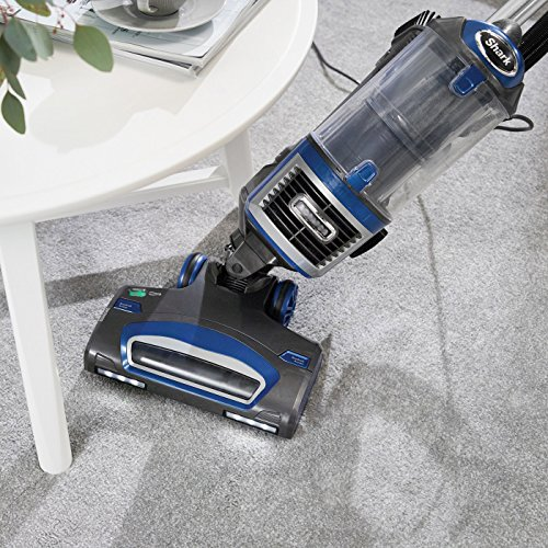 Shark Lift-Away Upright Vacuum Cleaner [NV601UK], Blue/Steel Grey