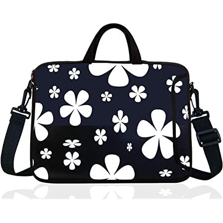 Illegible Entries and Notes Portable MacBook Laptop//Ultrabooks Case Bag Cover 15 Inch Ink Blots Neoprene Sleeve Laptop Handle Bag Handbag Notebook Case Cover Pattern with Spots