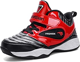 LGXH Waterproof Kids Winter Basketball Shoes Anti-Slip Boys Girls Warm Sport Athletic Running Sneakers