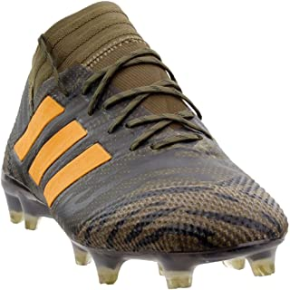 adidas Mens Nemeziz 17.1 Firm Ground Soccer Athletic Cleats,