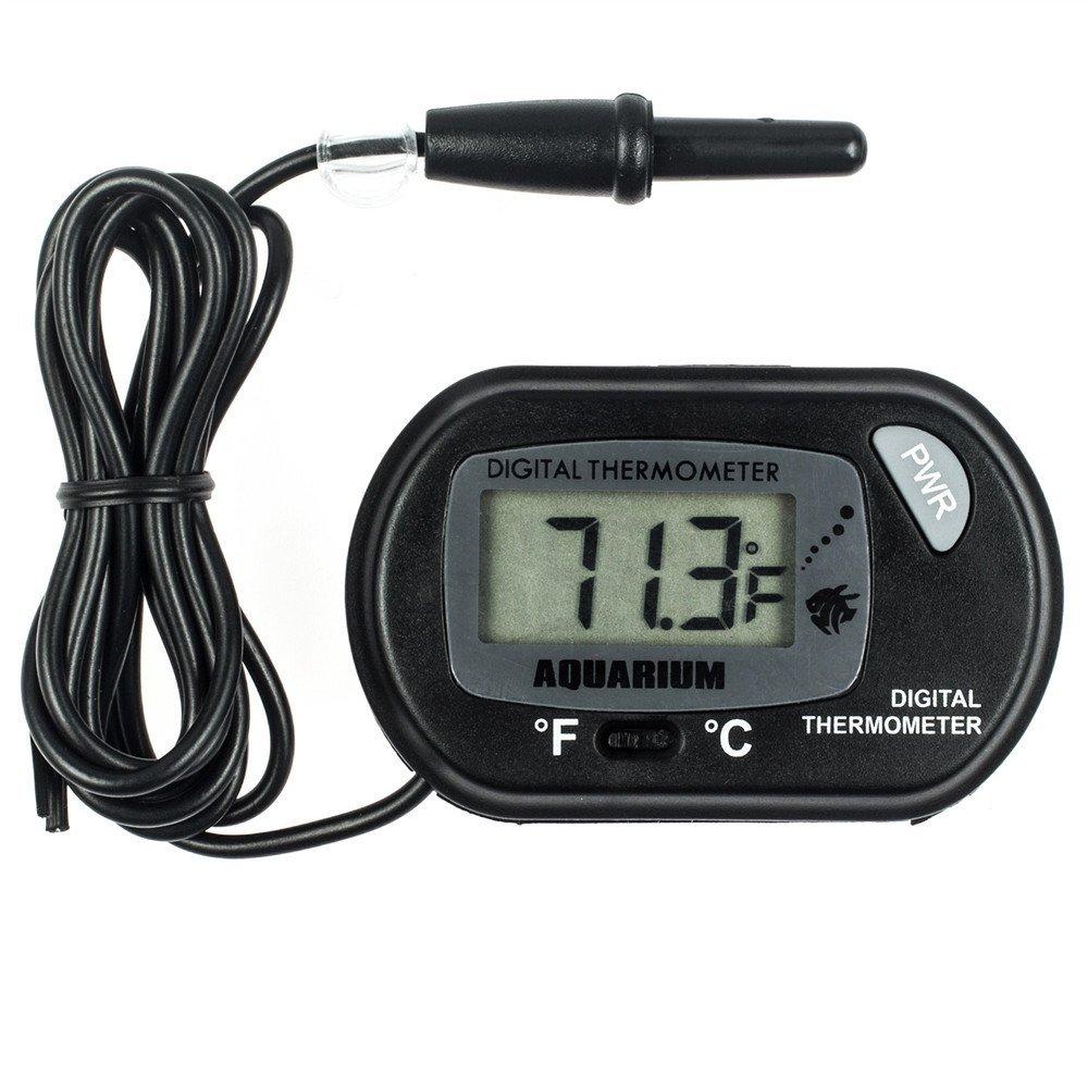 Zacro Aquarium Thermometer Terrarium Temperature