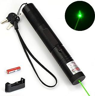Jcksy Green Light Pointer Torch