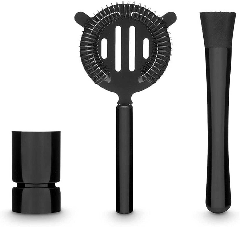 Sagaform 5017613 Bar tool set, Black