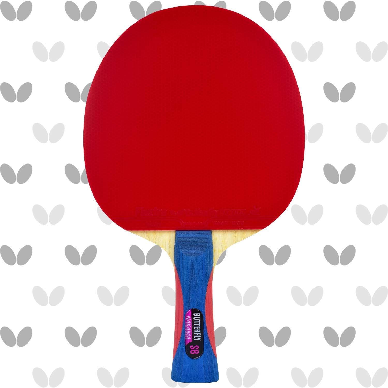 Butterfly Nakama S-8 Table Tennis Cheap sale Professional Racket ITT Houston Mall –
