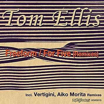 Freeform / For Five (Remixes)