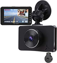 Dash Cam, Car Dashcam Dual FHD 1080P with Night Vision for Cars and Trucks