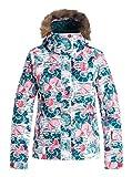 Roxy ERJTJ03053-KVJ9_S, Chaqueta de Nieve Para Mujer, Multicolor (BSK9), XL