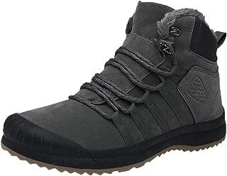 Men's Casual Plus Velvet Warm Cotton Boots Waterproof Comfortable Snow Bootie