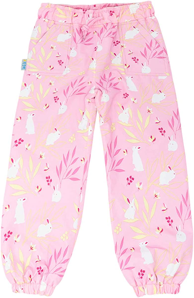 JAN /& JUL Kids Waterproof Puddle-Dry Rain Pants