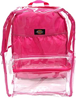 Dickies Clear Student Fashion Backpack