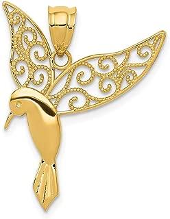 Best hummingbird gold pendant Reviews